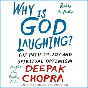 Why Is God Laughing? Audiobook