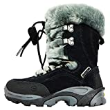 Hi-tec Kid's St. Moritz 200 Jr Leather Boots