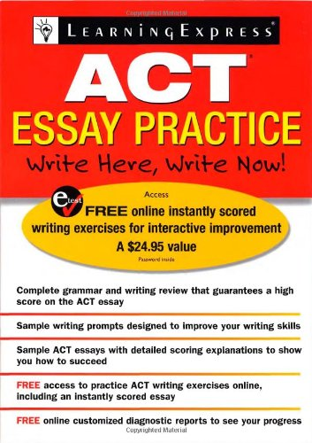 Act Writing Essay