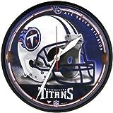 Tennessee Titans - Helmet Clock