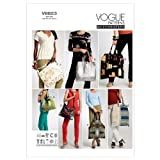 Vogue Patterns V8823 One Size Only Bags