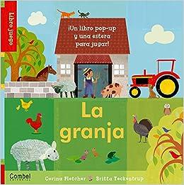 La granja (Libro Juego) (Spanish Edition): Corina Fletcher, Britta