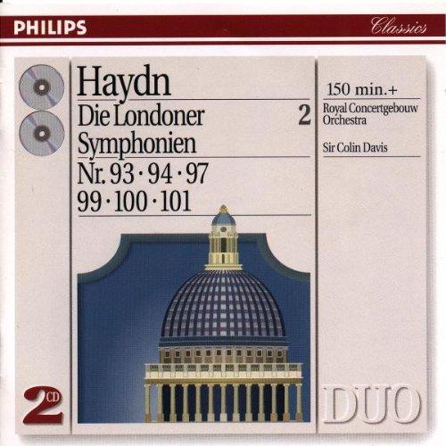Franz Joseph Haydn - Haydn: The London Symphonies, Vol. 1 - Zortam Music