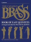 img - for The Canadian Brass Book of Easy Quintets: Conductor book / textbook / text book