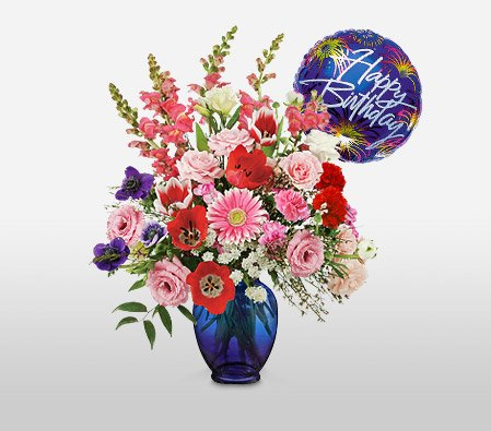 Birthday Fireworks | Country Flowers Delivery – Same Day Flower Delivery – Birthday Flowers – Wedding Flowers Bouquets – Cheap Flowers – International Flower – Online Flowers – Send Flowers – Aniversary Flowers