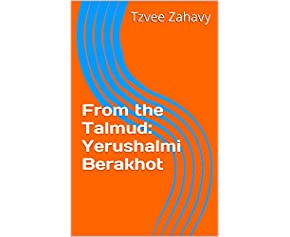 From the Talmud: Yerushalmi Berakhot