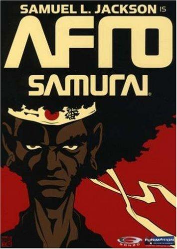Afro Samurai: Spike TV Version [DVD] [Import]