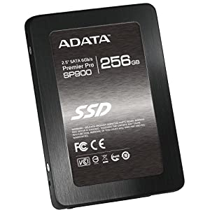 ADATA SP900 256GB SSD 2,5Z SATA III The unbeatable upgrade SSD