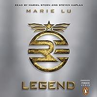 Legend (       UNABRIDGED) by Marie Lu Narrated by Mariel Stern, Steven Kaplan