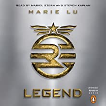 Legend (       UNABRIDGED) by Marie Lu Narrated by Mariel Stern, Steven Kaplan