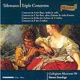 Telemann: Triples Concertis