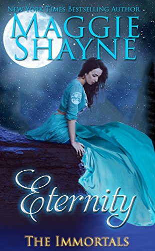 Image of Eternity (The Immortals Book 1)