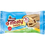Bakers 2 Meaty Twists Medium Beef Dog Food 180 g (Pack of 12)