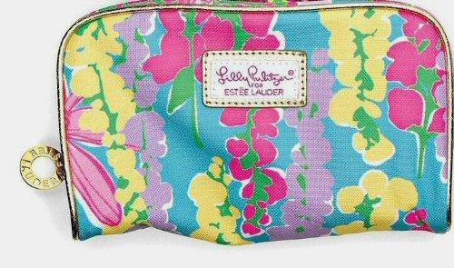 Estee Lauder Lilly Pulitzer Makeup Bag Spring