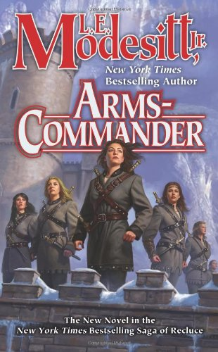 Image of Arms-Commander (Saga of Recluce)