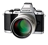 Olympus 75mm f1.8 Interchangeable Lens for Olympus/Panasonic Micro Cameras from OLYS9