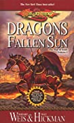 Dragons of a Fallen Sun: War of Souls Trilogy, Volume One: 1 (The War of Souls) by Margaret Weis, Tracy Hickman cover image