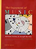 Enjoyment of Music: Shorter Edition (0393928888) by Forney, Kristine
