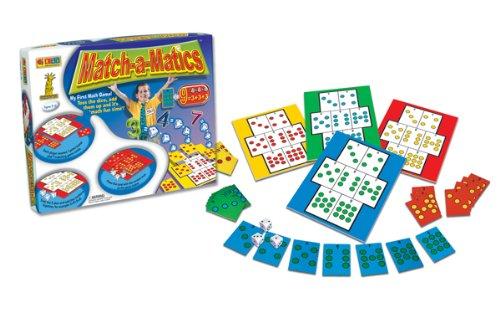 Learning Advantage - Match-A-Matics - My First Math Game - 1