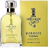 Patroit 1 Million Perfume 100 ml. similar to Paco Rabanne One Million