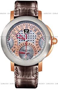 Gerald Genta Arena Chrono Quattro Men's Automatic Watch ABC-Y-55-395-CB-BD from Gerald Genta