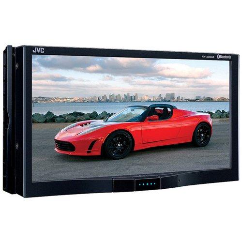 "JVC KW-AVX840 7"" Double-DIN Multimedia Receiver"