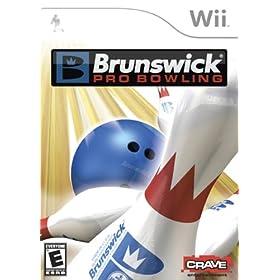 Amazon - Brunswick Pro Bowling for Wii - $29.99 shipped
