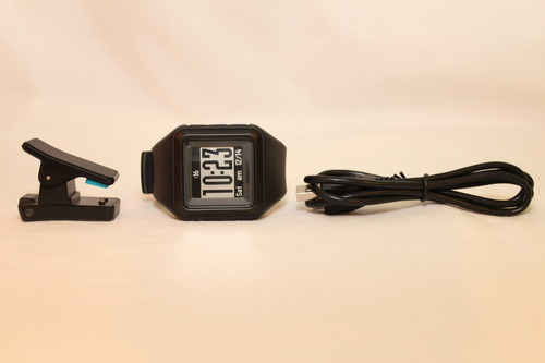 MetaWatch STRATA - Stealth Smartwatch (MW3007) for iPhone and Android