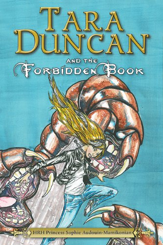 Tara Duncan and the Forbidden Book