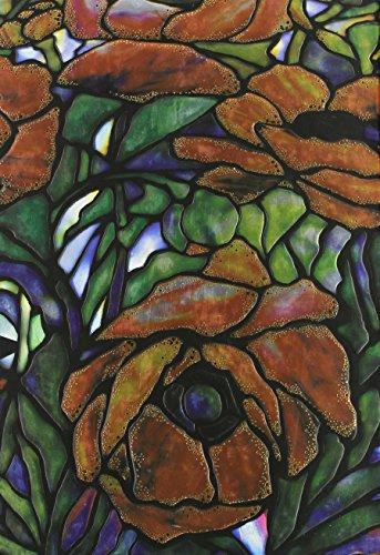 Tiffany Poppy (Foiled Journal) (Flame Tree Notebooks)
