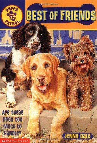 Best Of Friends (Puppy Patrol) front-872823