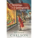 Christmas at Harrington'sby Melody Carlson