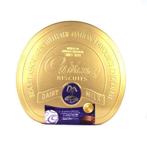 Cadbury Biscuit Collection Tin 400g