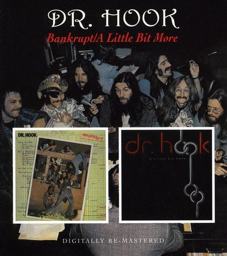 DR. HOOK - Dr Hook -  Bankrupt/little Bit More - Zortam Music