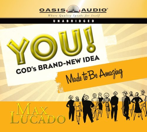 Buy You! God's Brand New Idea: Made to Be Amazing