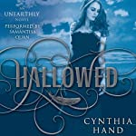 Hallowed: An Unearthly Novel, Book 2 (       UNABRIDGED) by Cynthia Hand Narrated by Samantha Quan