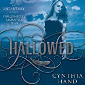 Hallowed: An Unearthly Novel, Book 2 | Cynthia Hand