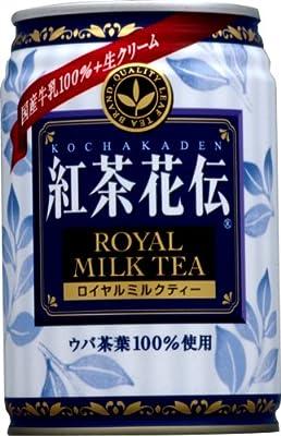 コカ・コーラ 紅茶花伝 ロイヤルミルクティー 280g×24本