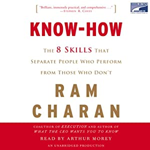 Know-How | [Ram Charan]