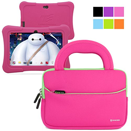 Why Should You Buy Evecase Neoprene Sleeve Case Bag for Express Y88X 7-inch Kids / Dragon Touch Andr...