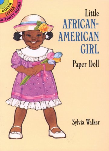 Little African-American Girl Paper Doll (Dover Little Activity Books Paper Dolls)