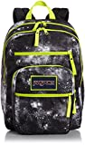 JanSport Mochila escolar multicolor negro (galaxy)