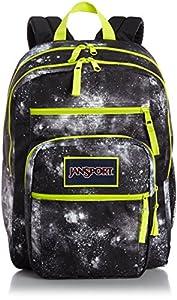 Jansport Big Student Overexposed Black Galaxy T75K02D