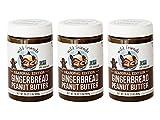 Gingerbread Peanut Butter 16oz. 3-pack
