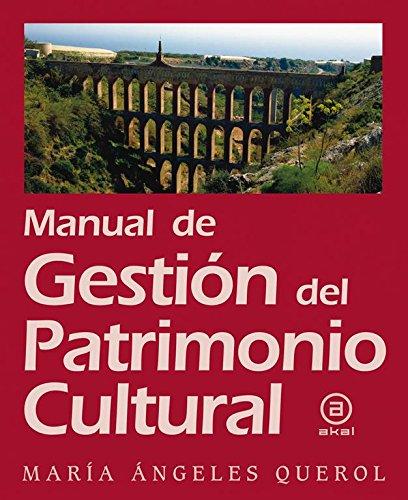 Manual de gestión del Patrimonio Cultural (Textos)