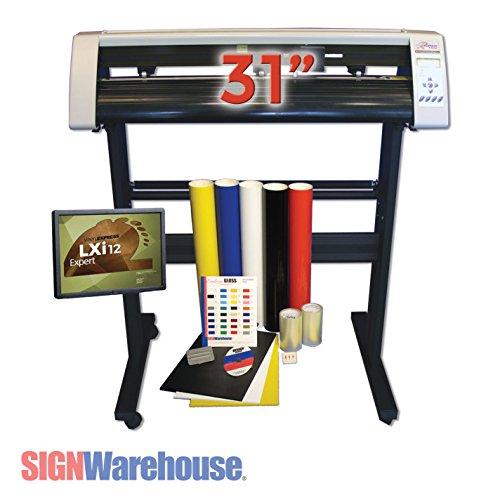 Sign Warehouse Vinyl Express® Cutter 31