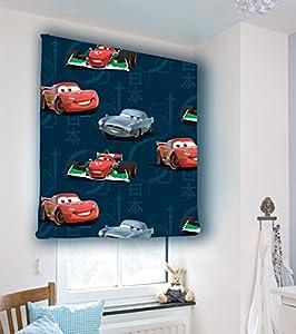 Childrens Bedroom Playroom Disney Pixar Cars Window
