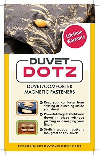 Cheap Duvet Dotz - Duvet/Comforter Strong Magnetic Fasteners