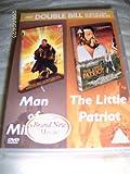 John Ritter; James Todd Double Bill - Man Of Miracles (John Ritter) And The Little Patriot (Dan Haggerty) - Region Free Dvd - John Ritter; James Todd DVD