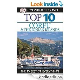 DK Eyewitness Top 10 Travel Guide: Corfu & the Ionian Islands: Corfu & the Ionian Islands